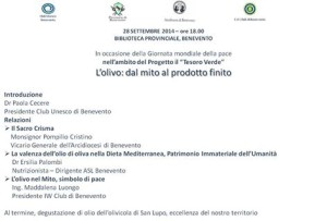 tesoro verde olivo 2014